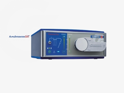 ALPHA PURGATOR PLUS II - Suction / Irrigation Unit For Lataroscopy