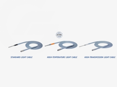 FİBER OPTIC LIGHT CABLE - Standard Light Cable & High-Temperature Light Cable & High-Transmission Light Cable