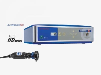 ALPHA NOVO CAM 1MOS HD - High Definition 1 MOS Camera System - 1 Chip Technology