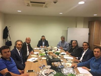 Sağlık Sektör Kurulu Toplantısı Medipol Mega'da Gerçekleştirildi