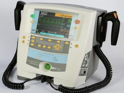 Defibrilatör Cihazı CARDIO- AID 360B