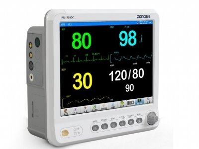 ZONCARE PM-7000C Hastabaşı Monitörü
