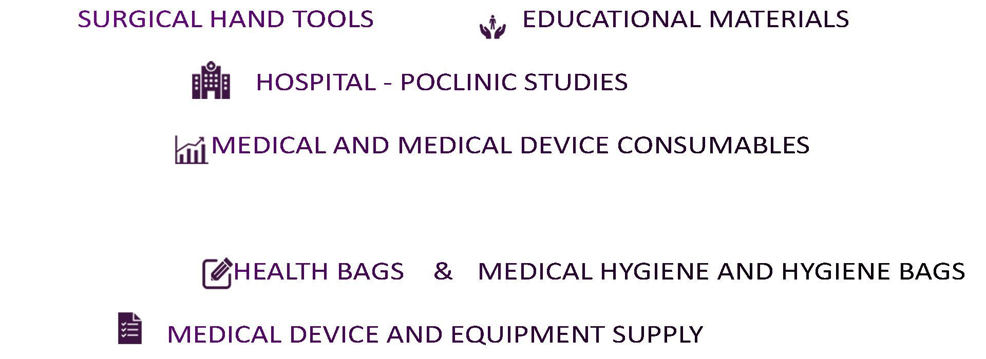 Our Main Services